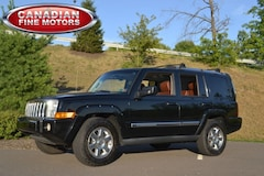 2006 Jeep Commander Limited | LEATHER | SUNROOF SUV