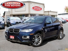 2014 BMW X6 | EXECUTIVE + PREM PKG | NAVI | AWD SUV