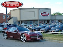 2012 Fisker Karma CLEAN CAR PROOF| ONE OF A KIND! Sedan