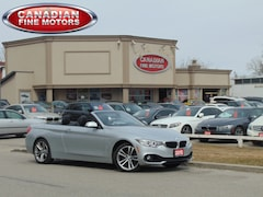 2015 BMW 428i X DRIVE-CONVERTIBLE-NAVI-HUD-CLEAN CARPROOF Convertible
