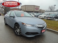 2015 Acura TLX TECH PKG | NAVI | CAMERA |4 CYL|SUPER CONDITION | Sedan