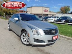 2013 CADILLAC ATS LEATHER SUNROOF/CLEAN CARPROOF Sedan