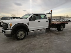 2017 Ford F-550 Chassis XL Crew 4x4 | 6.8L | Dually | Deck | Decor Pkg Truck Long Crew Cab