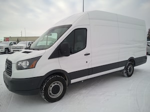 2018 Ford Transit-250 High Roof Cargo | 3.7L | Camera | Extended