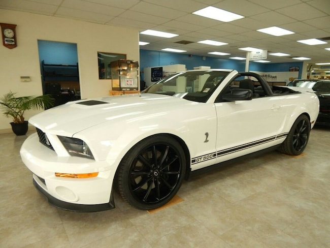 2008 Ford Shelby GT500 Base Convertible