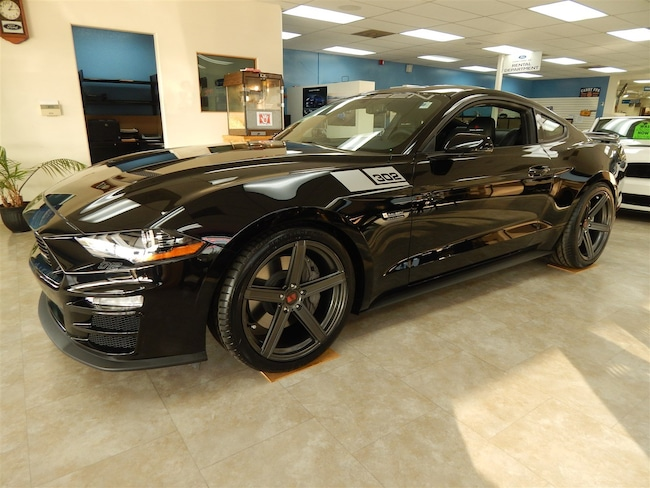 2019 Ford Mustang Saleen GT Premium Coupe