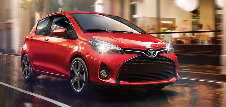 2016 Ford Fiesta Vs 2016 Toyota Yaris On The South Shore Of