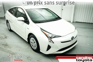 2016 Toyota Prius * SEULEMENT 57103 KM * CERTIFIE *