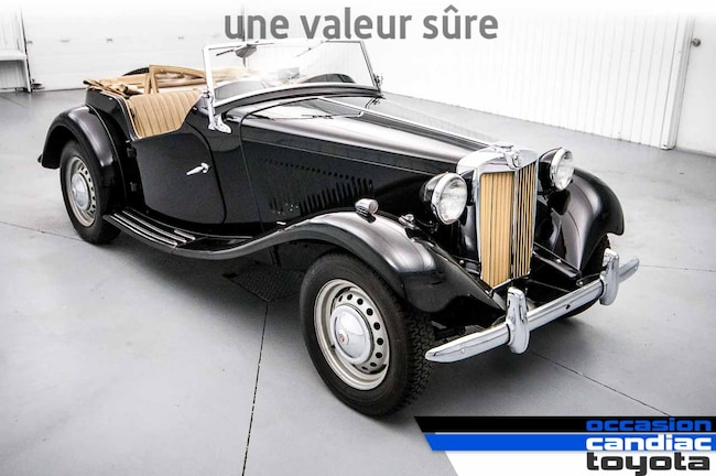 1952 MG TD 1952 MG TD Roadster In Good Condition Cabriolet