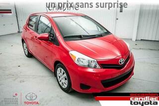 2014 Toyota Yaris LE * AUTO * AC * SEULEMENT 11132 KM * CERTIFIE * Hatchback