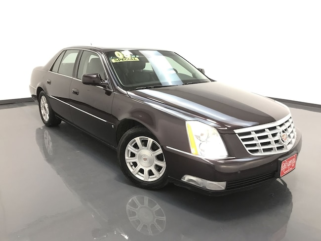 Used 2008 Cadillac DTS For Sale at C and S Car Company Mazda