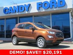 New 2018 Ford EcoSport SE SUV MAJ6P1ULXJC192498 for Sale in Charlotte, MI