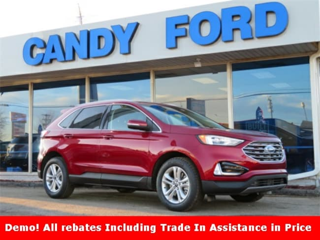New 2019 Ford Edge SEL SUV For Sale/Lease Charlotte, MI