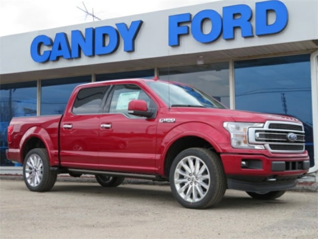 New 2019 Ford F-150 Limited Truck For Sale/Lease Charlotte, MI