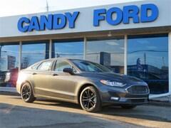 New 2019 Ford Fusion SE Sedan 3FA6P0HD1KR131850 for Sale in Charlotte, MI
