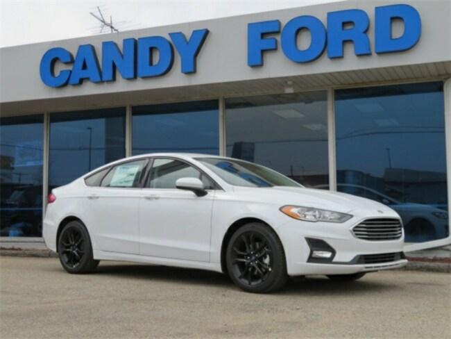 New 2019 Ford Fusion SE Sedan For Sale/Lease Charlotte, MI