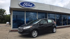 New 2018 Ford Fiesta SE Hatchback 3FADP4EJ7JM134515 for Sale in Charlotte, MI