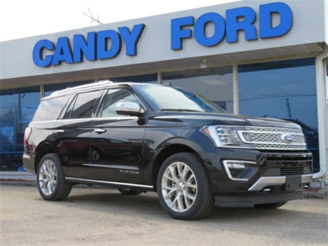 New 2019 Ford Expedition Platinum SUV For Sale/Lease Charlotte, MI