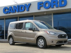 New 2019 Ford Transit Connect XLT Wagon NM0GE9F24K1415121 for Sale in Charlotte, MI