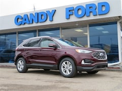 New 2019 Ford Edge SEL SUV 2FMPK3J99KBB36048 for Sale in Charlotte, MI