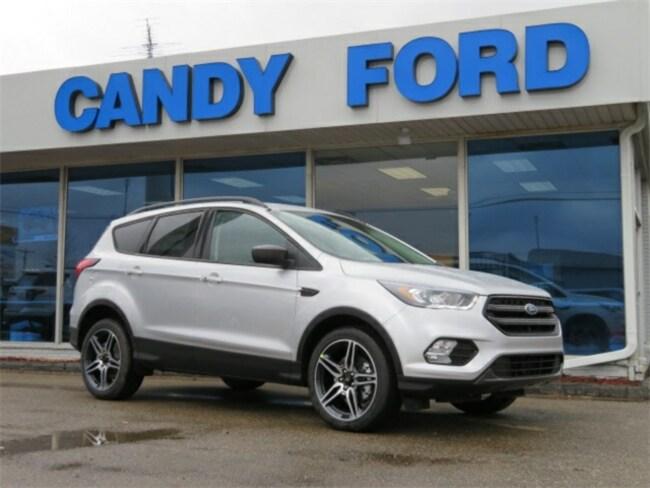 New 2019 Ford Escape SEL SUV For Sale/Lease Charlotte, MI