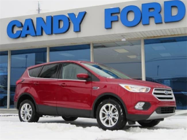 New 2019 Ford Escape SE SUV For Sale/Lease Charlotte, MI