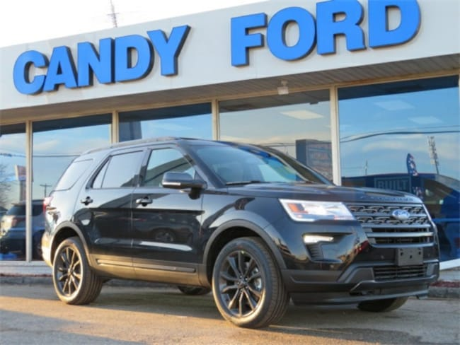New 2019 Ford Explorer XLT SUV For Sale/Lease Charlotte, MI
