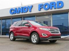 Used 2017 Ford Edge SEL SUV 2FMPK4J96HBC36140 for Sale in Charlotte, MI