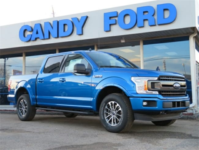 New 2019 Ford F-150 XLT Truck For Sale/Lease Charlotte, MI