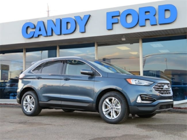New 2019 Ford Edge SEL SUV For Sale/Lease Charlotte, MI