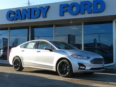 New 2019 Ford Fusion SE Sedan 3FA6P0HD3KR131851 for Sale in Charlotte, MI