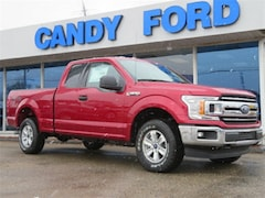 New 2018 Ford F-150 XLT Truck 1FTFX1E58JKF89661 for Sale in Charlotte, MI