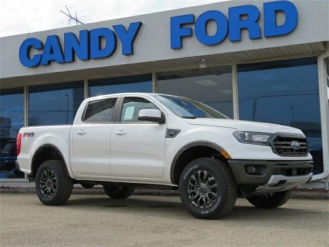 New 2019 Ford Ranger Lariat Truck For Sale/Lease Charlotte, MI