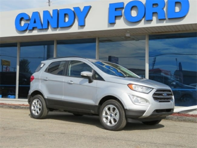 New 2018 Ford EcoSport SE SUV For Sale/Lease Charlotte, MI