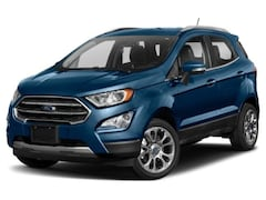 New 2019 Ford EcoSport SE SUV MAJ6S3GL3KC254010 for Sale in Charlotte, MI