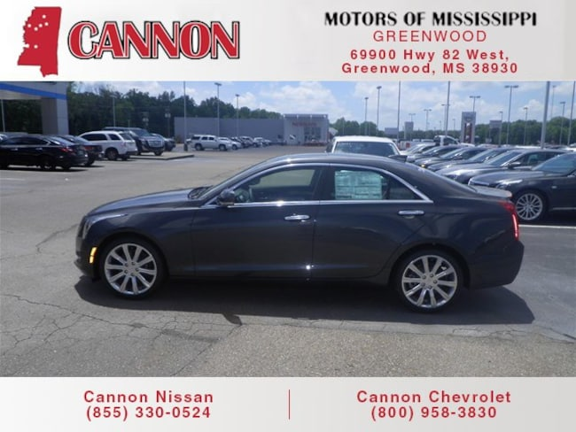 New 2018 Cadillac Ats For Sale At Cannon Motors Of Mississippi Vin