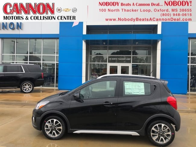 New 2019 Chevrolet Spark For Sale At Cannon Motors Of Mississippi