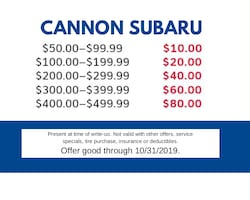 SAVE UP TO $80.00