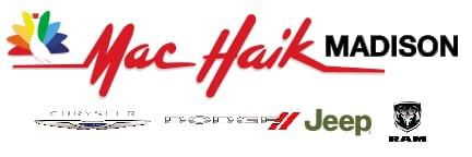 Canton Mac Haik Cdjr, Ltd.