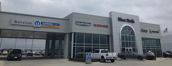 Maik Haik Dodge >> Canton Mac Haik Cdjr Ltd New Chrysler Dodge Jeep Ram