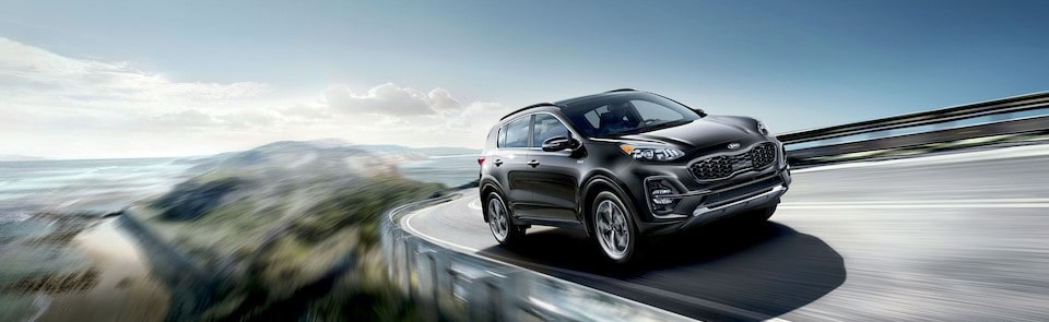 Shop New Kia Sportage in South Yarmouth, Massachusetts
