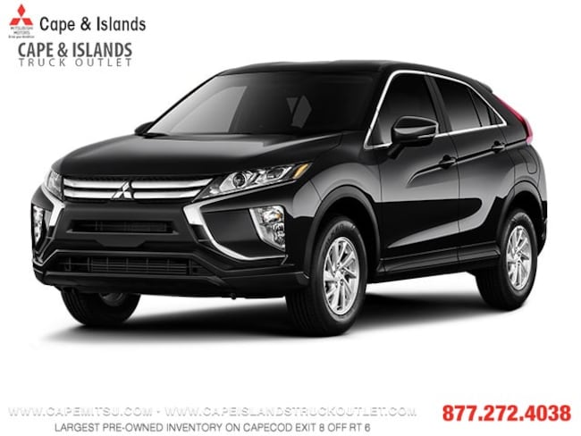 New 2018 Mitsubishi Eclipse Cross ES SUV in South Yarmouth
