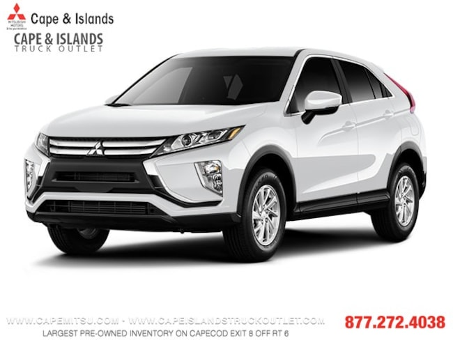 New 2018 Mitsubishi Eclipse Cross LE CUV in South Yarmouth