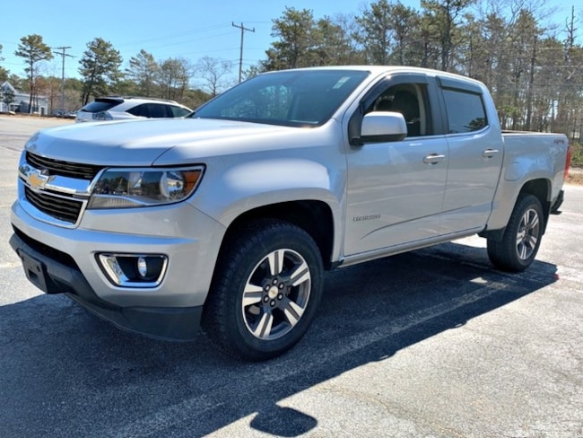 New 2016 Chevrolet Colorado 4WD LT Pickup Truck in South Yarmouth