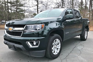 2016 Chevrolet Colorado 4WD LT Pickup Truck