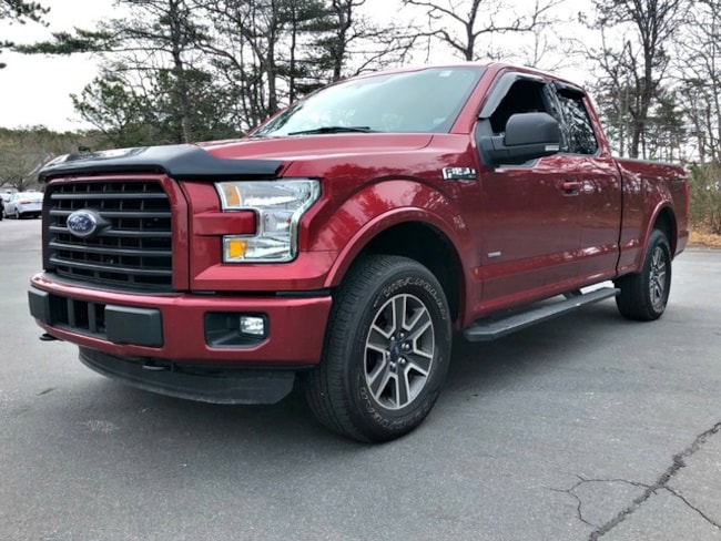 New 2015 Ford F-150 XLT Pickup Truck in South Yarmouth
