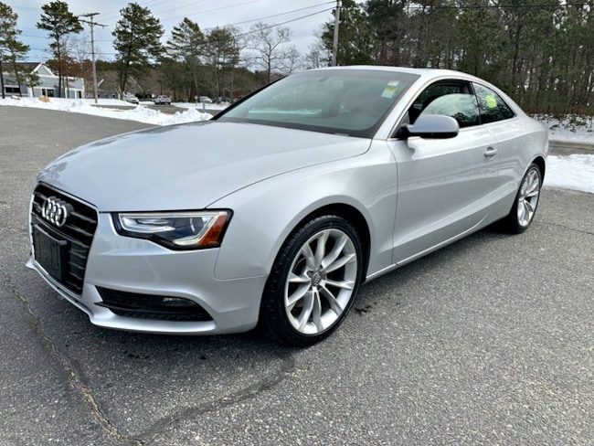 New 2014 Audi A5 Premium Plus Quattro Coupe in South Yarmouth