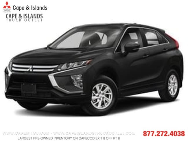 New 2019 Mitsubishi Eclipse Cross LE SUV in South Yarmouth