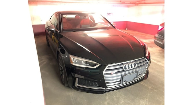 Used 2018 Audi S5 For Sale At Capilano Audi Vin Waup4af50ja082414
