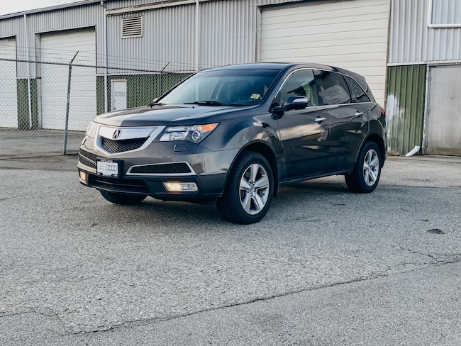 2011 Acura MDX Tech 6sp at SUV